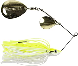Lunkerhunt Colorado Spinnerbait Impact Thump – Freshwater Spinning Fishing Lure, Weighs ⅜ oz