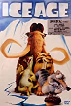 ICE AGE By Twentient Century FOX Version Dvd~brand New~factory Sealed~in Korean,cantonese,mandarin & English w/ Chinese,korean,thai & English Subtitle (Imported From Hong Kong) Region 3