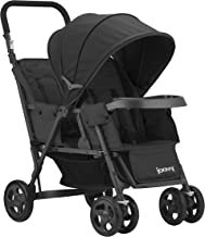 Best Joovy Caboose Too Graphite Stand-On Tandem Stroller, Black Review