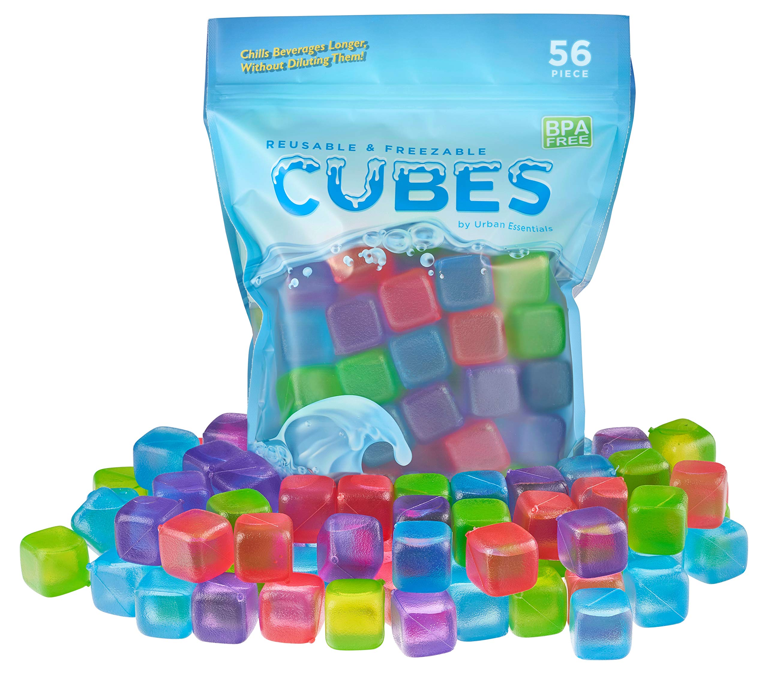 Urban Essentials Reusable Ice Cubes