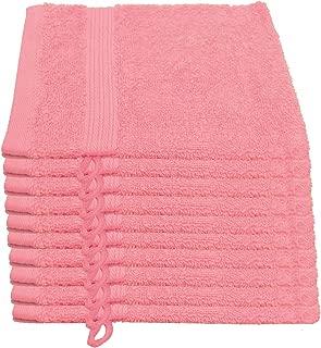 70 cm x 140 cm 100/% cotone conformi allo standard /Öko Tex 500 g//m/² morbidi e assorbenti Pink 70 cm x 140 cm Julie Julsen Set da 2 teli doccia