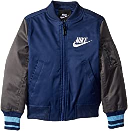 Sportswear Varsity Bomber Jacket (Little Kids)