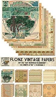 Best vintage scrapbook paper Reviews