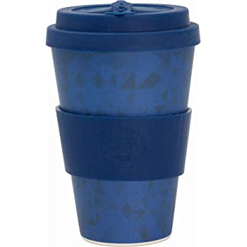 Reusable Coffee Cup Matte Blue