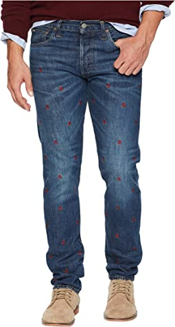Sullivan Denim in Reeves Wash