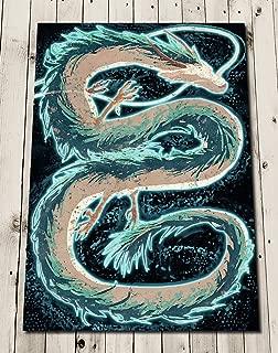 haku dragon art