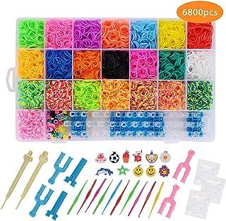 bf14cf773f54 Amazon.es: gomas para hacer pulseras