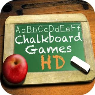 JANES Chalkboard Games HD