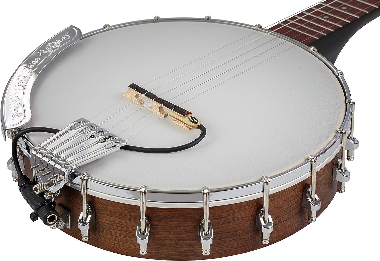 KNA Popular overseas BP-1 Piezo Pickup OFFer for Banjo