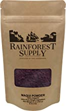 Rainforest Supply   Organic Maqui Powder 5 oz