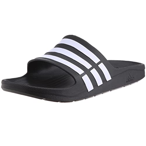 lowest price d4878 5b29e adidas Duramo Slide, Unisex Adults  Beach   Pool Shoes