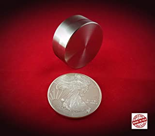 Coin Ring Anvil Used to Fix Wobbly Rings Hardened Stainless Steel