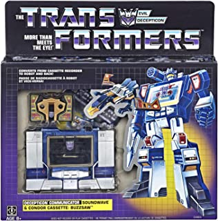 soundwave transformers g1