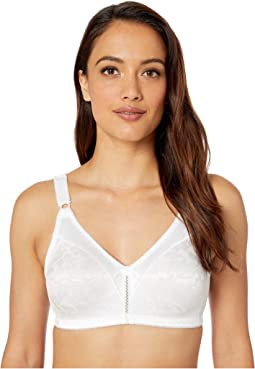 Double Support Lace Wireless Spa Closure Bra