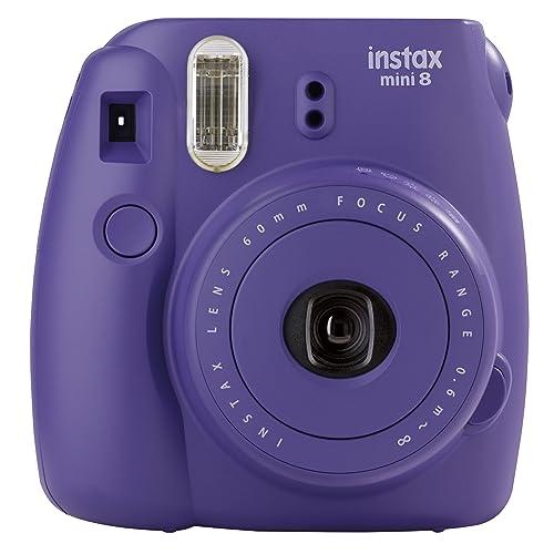 Fujifilm - Instax Mini 8 - Appareil Photo Argentique Instantané - Violet