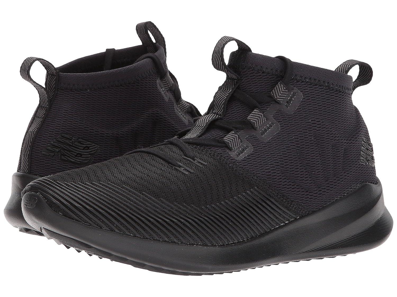 (ニューバランス) New Balance メンズランニングシューズ?スニーカー?靴 Cypher Black/Black 10.5 (28.5cm) D - Medium