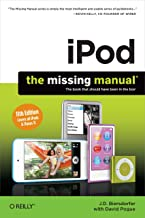 iPod: The Missing Manual (English Edition)