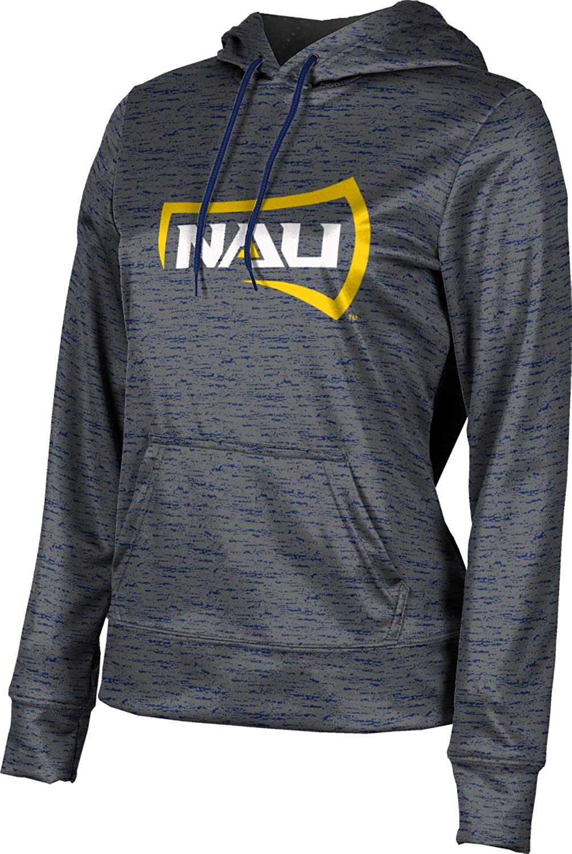 Northern Arizona University Girls' Pullover Hoodie, School Spirit Sweatshirt (Brushed)