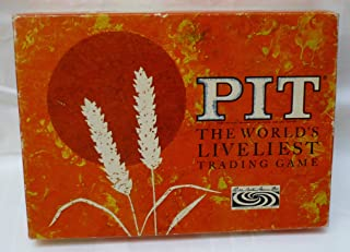 Pit Card Game 1964 Edition