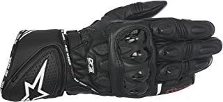 Alpinestars Men's GP Plus R Leather Glove (Black, Large)