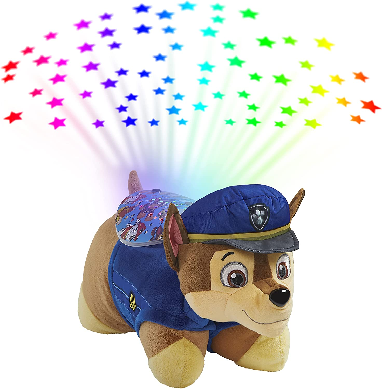 Pillow Pets Nickelodeon Max 51% OFF Paw Patrol Chase Mail order cheap – Lites Sleeptime