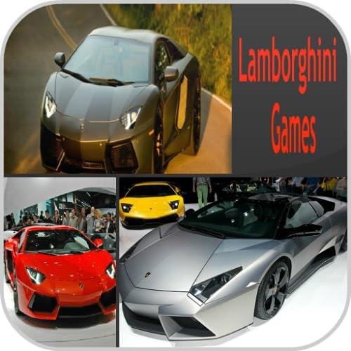 Lamborghini Games