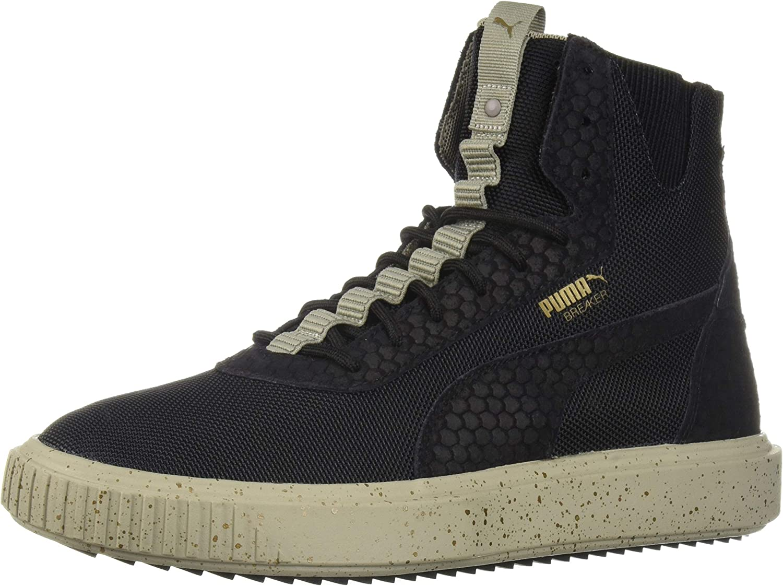 PUMA Mens Breaker Hi Sneaker