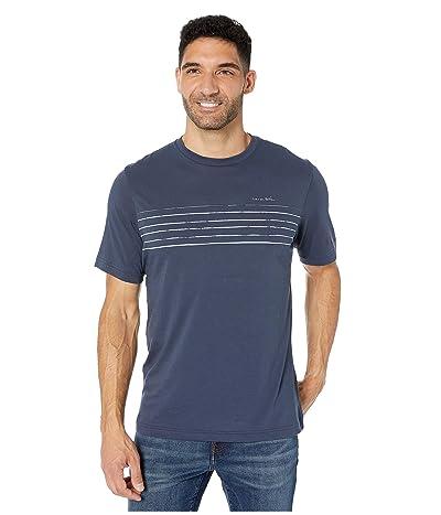 TravisMathew Know What I Mean T-Shirt (Mood Indigo) Men