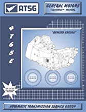 ATSG THM 4T65-E Techtran Manual
