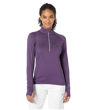 PUMA Golf Rotation 1/4 Zip (Indigo) Women