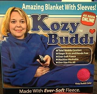 KOZY BUDDI AMAZING BLANKET WITH SLEEVES! COLOR PINK