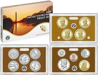 2015 S US Mint Proof Set Clad Gem Uncirculated