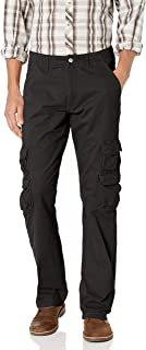 Authentics Men's Premium Relaxed Fit Straight Leg Cargo Pant