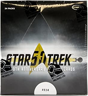 rittenhouse star trek 50th anniversary