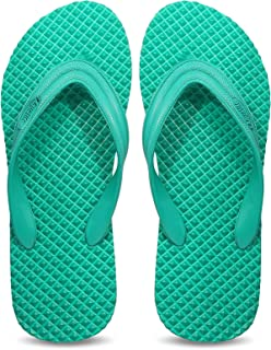 Aqualite Green Slippers