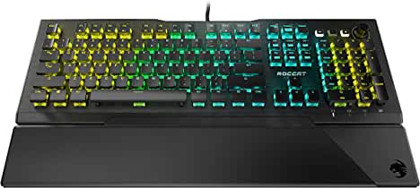 ROCCAT debuts Performance Optical Switches and New Variants of Vulcan PC Gaming Keyboards