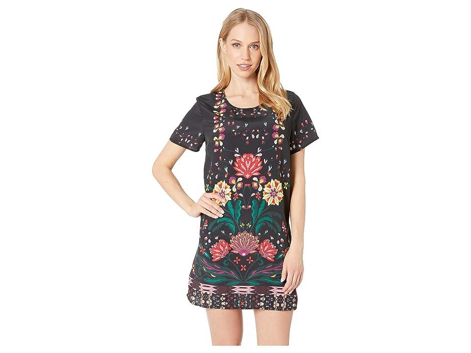 MINKPINK Wisdom Tee Dress (Multi) Women