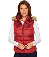 U.S. POLO ASSN. - Hooded Vest