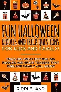 Best halloween riddles hard Reviews
