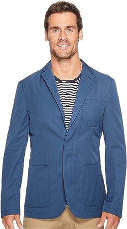 Slim Sport Fit Water Resistant Sportcoat