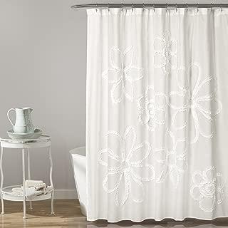 Best cotton lace shower curtain Reviews