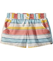 Lucky Brand Kids Tia Stripe Shorts (Big Kids)