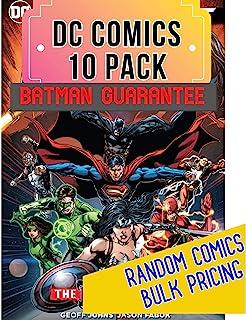Batman/DC Comic Book Grab Bag - 10 pack