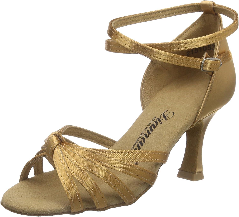Diamant Damen Latein Tanzschuhe 109-087-087, Women's Ballroom Dance shoes