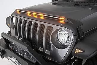 Auto Ventshade 753156 Aeroskin LightShield for 2018-2019 Jeep Wrangler JL