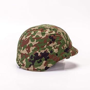 M88 ヘルメット 自衛隊 迷彩 カバー付き 米軍 ヘルメット 陸上自衛隊 自衛隊ヘルメット 迷彩
