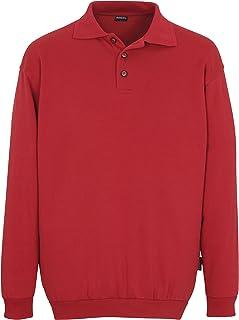 Navy Blue 2X-Large Mascot 00785-280-01-2XL Trinidad Polo Sweatshirt