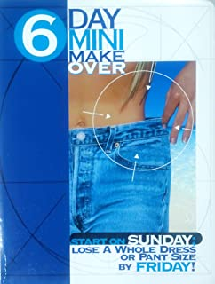 6 Day Mini Makeover, Audio CD and Booklet