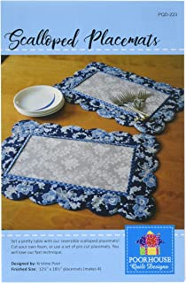 Poorhouse Quilt Designs PQD-223 Pattern