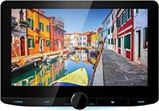 """$1239 » Kenwood DMX1037S 10.1"""" Floating Panel Digital Multimedia Receiver (Does not Play CDs/DVDs) 